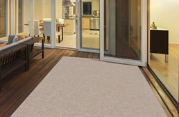 Hobnail Taupe Indoor Outdoor Rugs