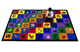 Charlie & Friends Kids Rug