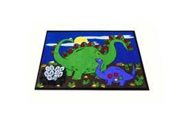 Dino Land Kids Rug
