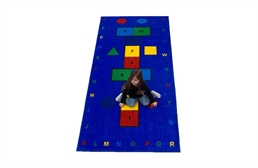 Hopscotch Kids Rug