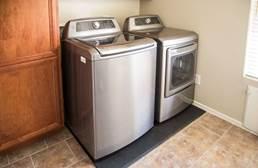 Washer/Dryer Mats