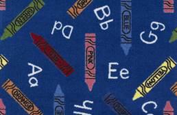 Joy Carpets Crayons Carpet