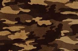 Shaw Camouflage Carpet