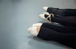 Dance Floor Rolls - Custom Cut