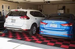 Nitro Tile Car Pad Kits