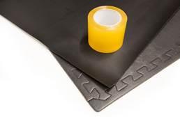 Rosco Adagio Dance Floor Package with Subfloor