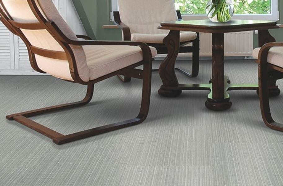 Mohawk Woodlands Vinyl Tiles - Natural Linen