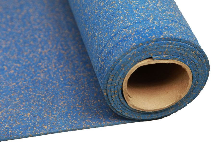 6mm Cork Rubber Roll - Remnants