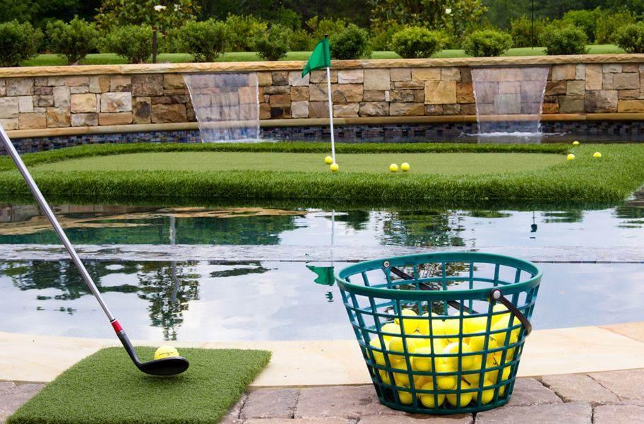 Floating Putting Green Mats XL