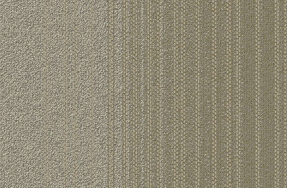 EF Contract Fluid Carpet Tile - Whitewash