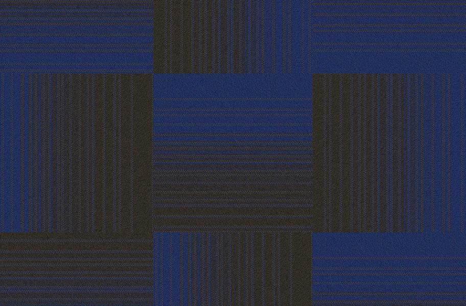 EF Contract Fluid Carpet Tile