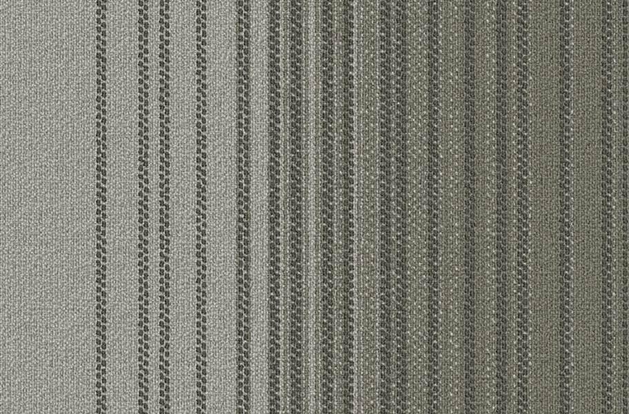 EF Contract Fluid Carpet Tile - Alloy