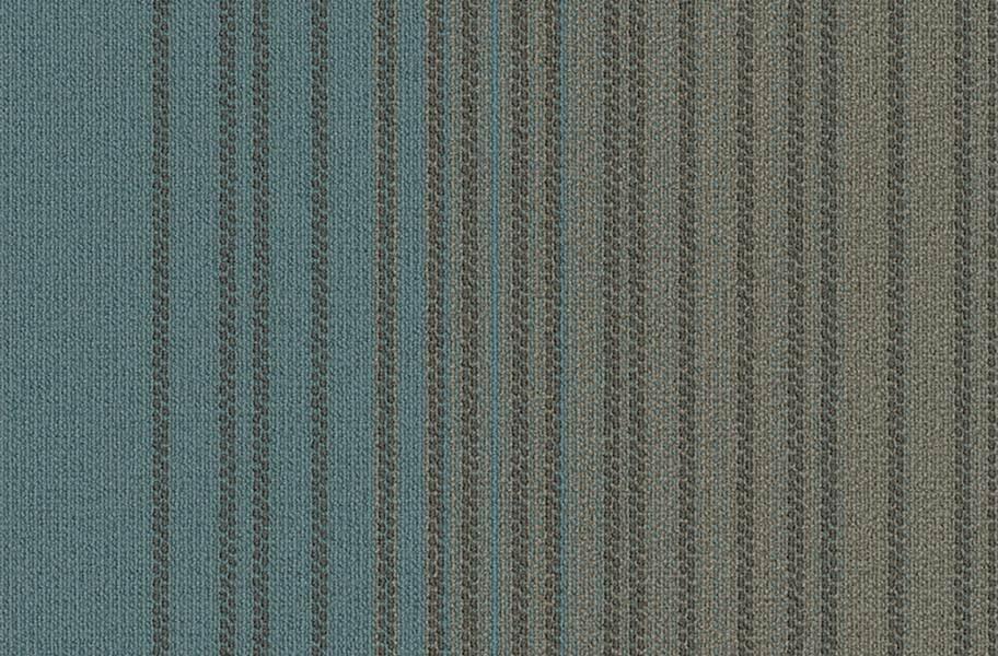 EF Contract Fluid Carpet Tile - Develop