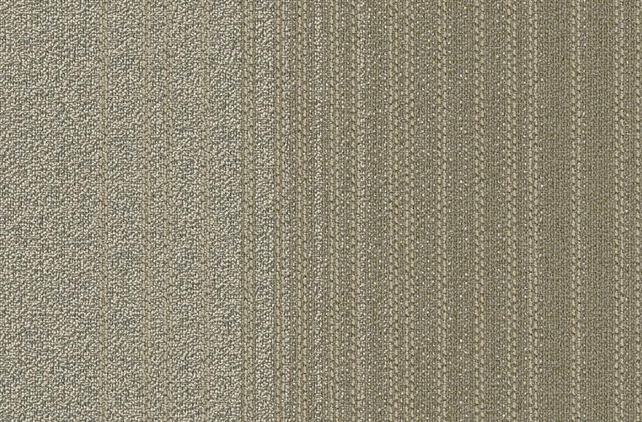 Fluid Carpet Tile - Whitewash