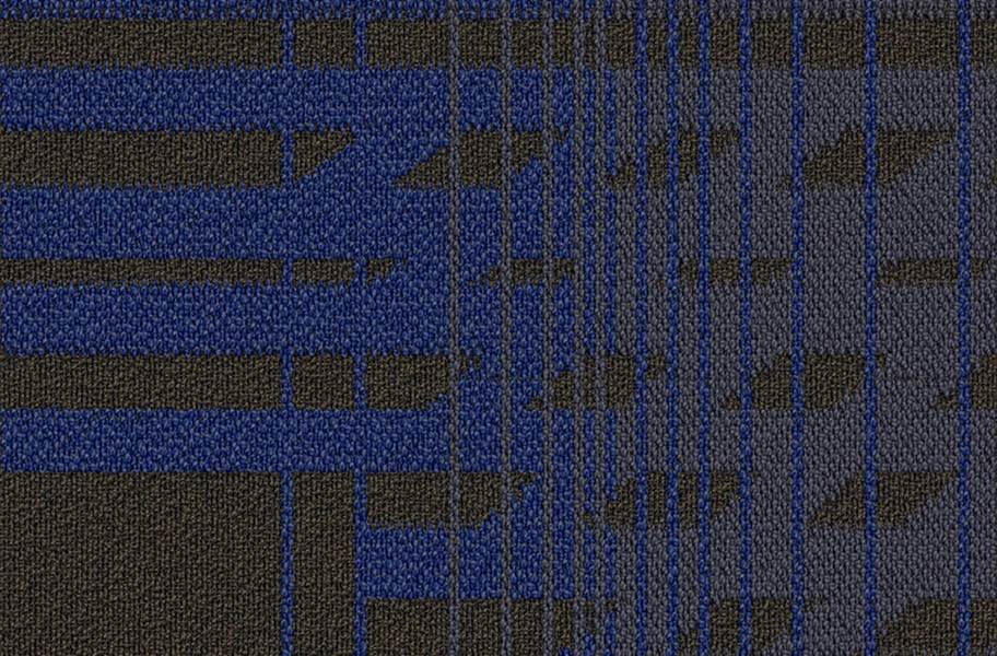 EF Contract Fractured Carpet Tile - Capture