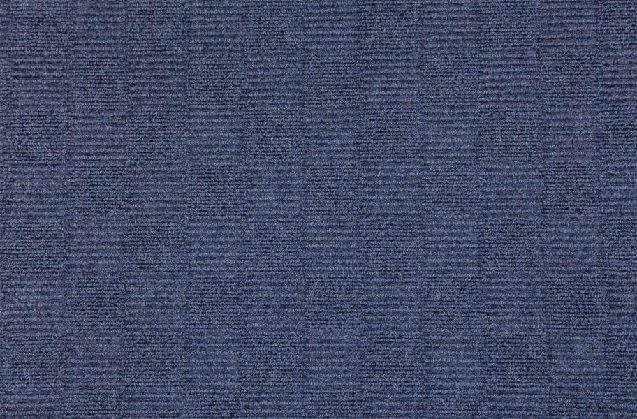 Weave Carpet Tiles - Denim