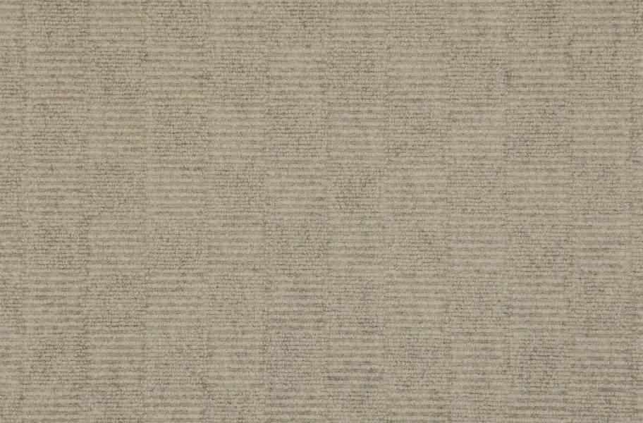 Weave Carpet Tiles - Ivory