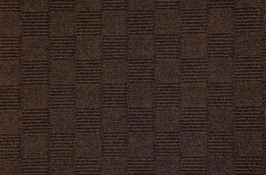 Weave Carpet Tiles - Mocha