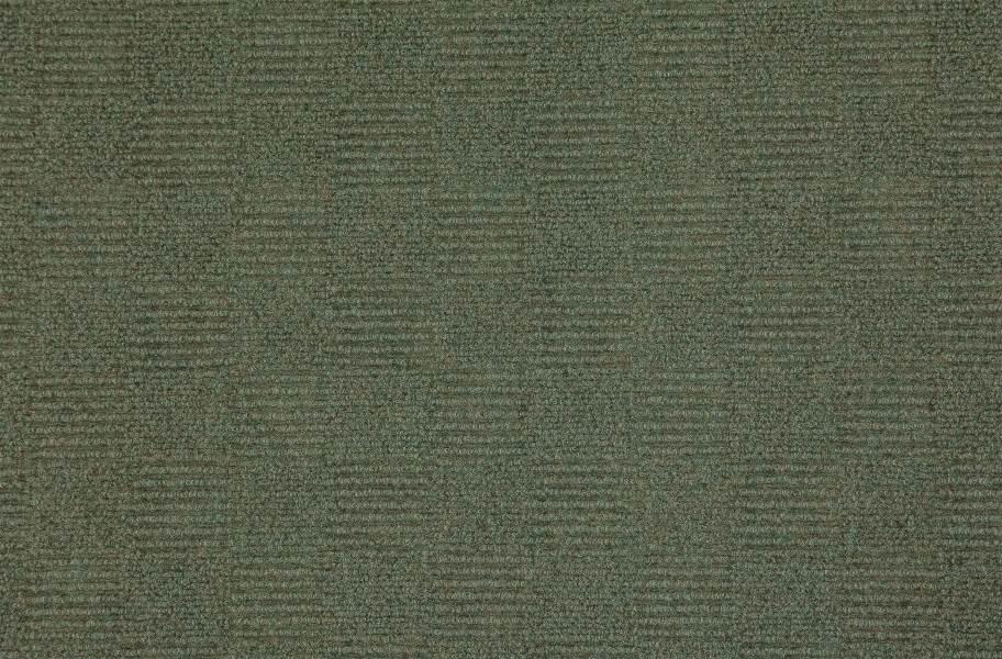 Weave Carpet Tiles - Olive