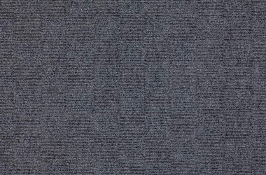 Weave Carpet Tiles - Sky Grey