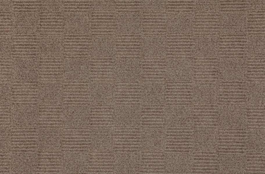 Weave Carpet Tiles - Taupe