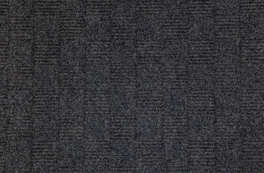 Weave Carpet Tiles - Black Ice