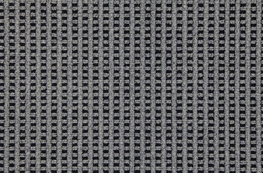 Interweave Carpet Tiles - Smoke