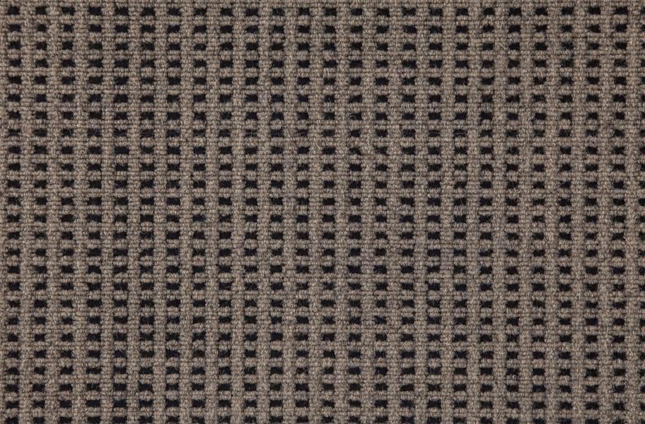 Interweave Carpet Tiles - Chestnut