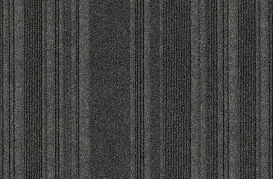 On Trend Carpet Tiles - Black Ice