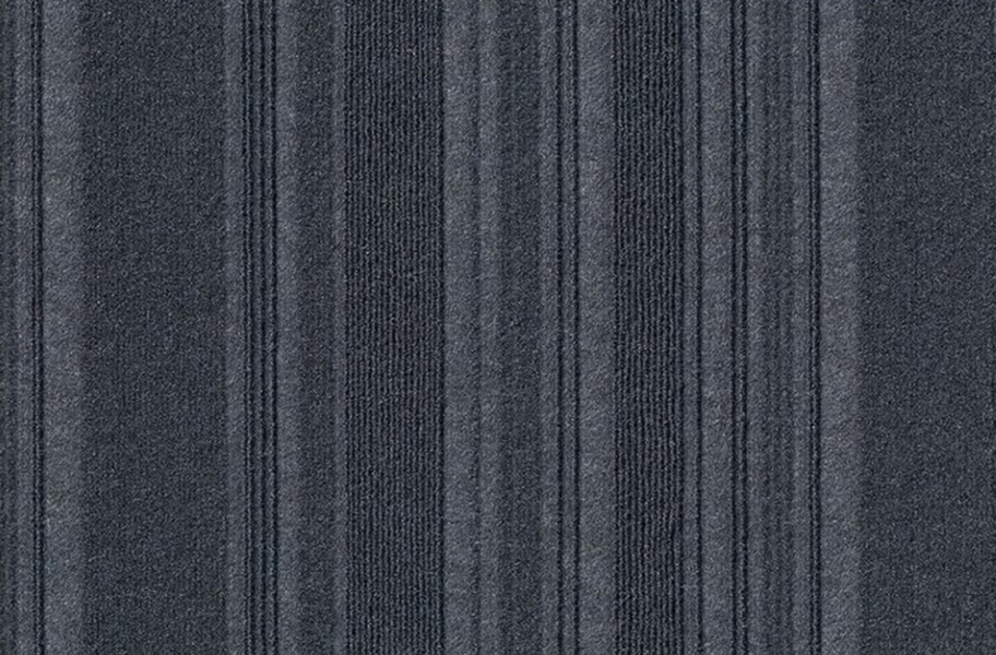 On Trend Carpet Tiles - Ocean Blue