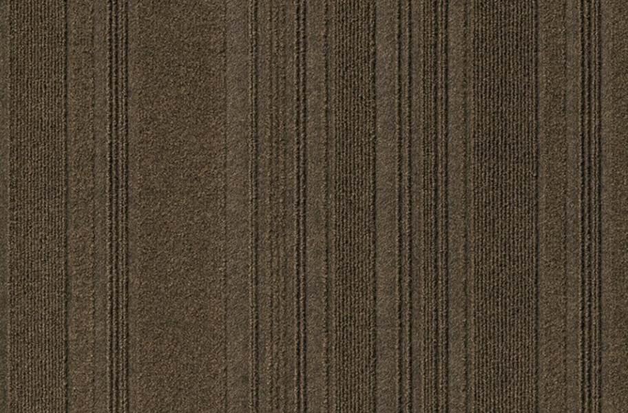 On Trend Carpet Tiles - Mocha