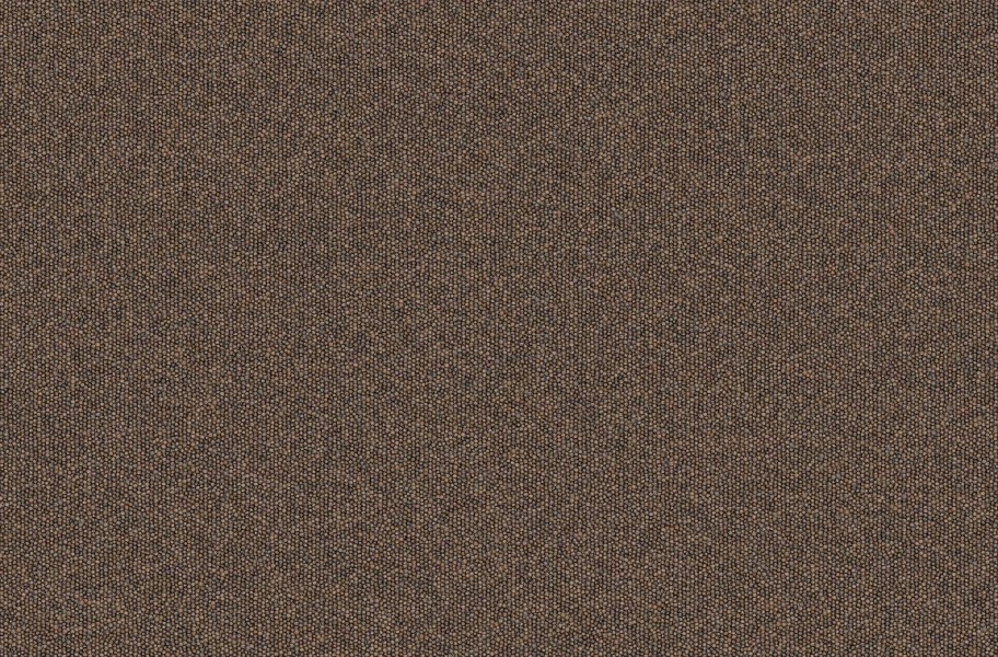 Rule Breaker Carpet Tile - Hickory