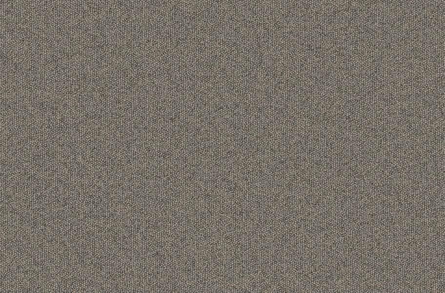 Rule Breaker Carpet Tile - Nickel