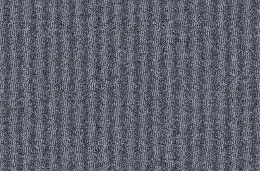 Rule Breaker Carpet Tile - Cobalt