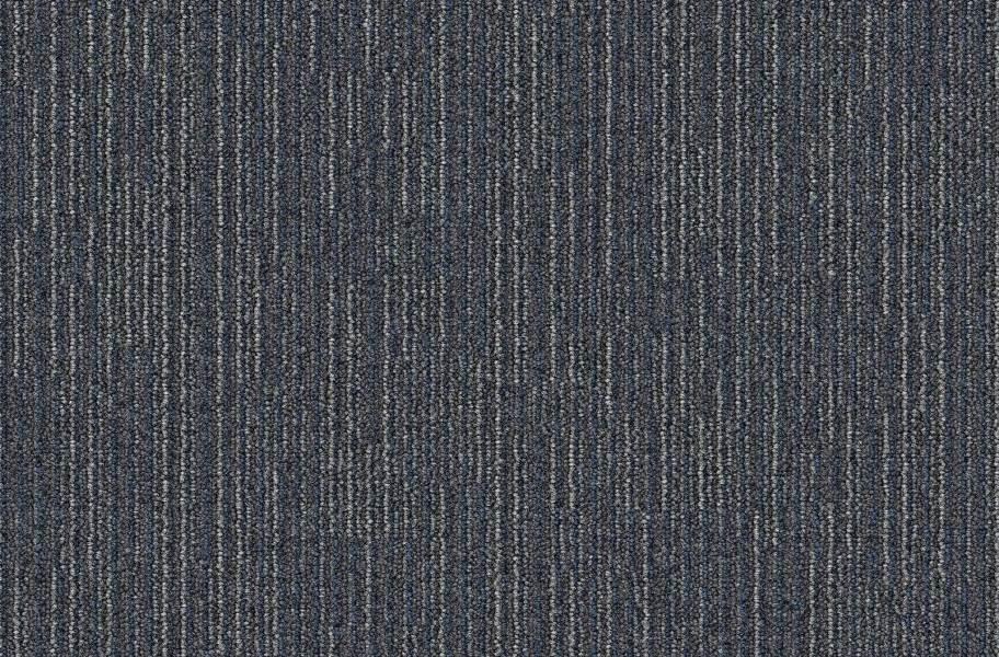 Pattern Perspective Carpet Tile - Space