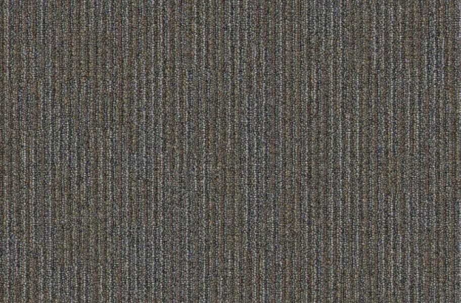 Pattern Perspective Carpet Tile - Fission