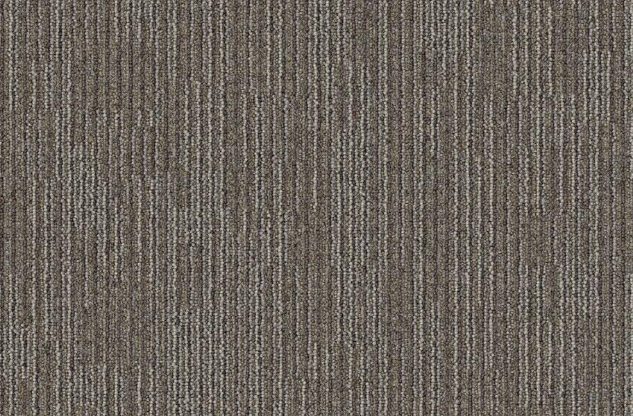 Pattern Perspective Carpet Tile - Grenade