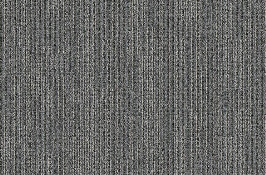 Pattern Perspective Carpet Tile - Lava