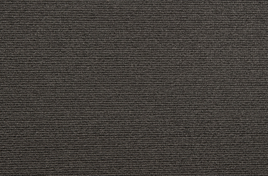 Premium Ribbed Carpet Tiles - Shadow