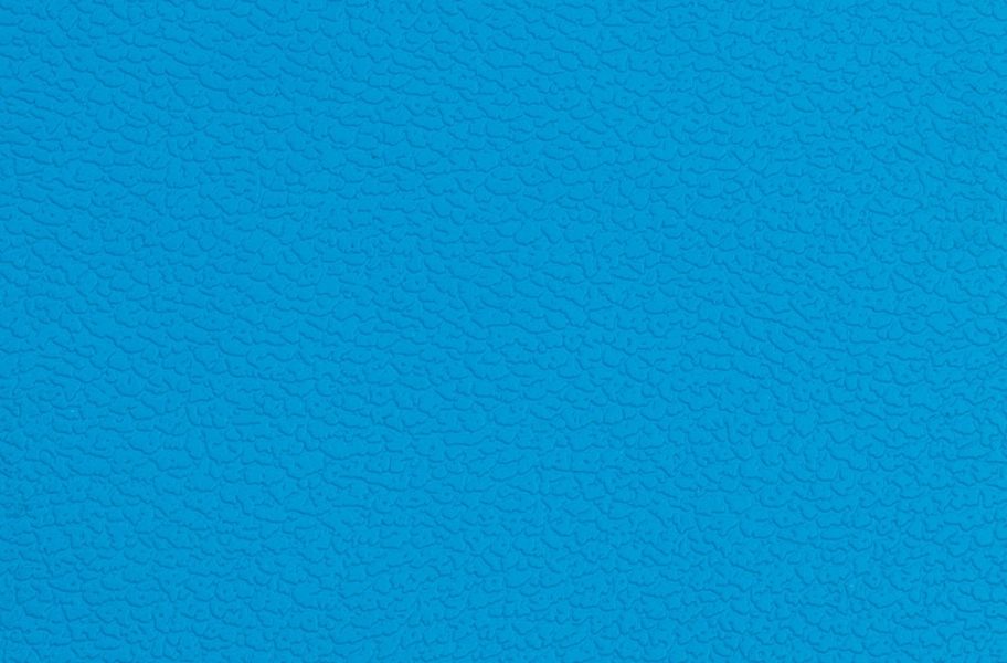 PAVIGYM 7mm Endurance Rubber Tiles - Cyan