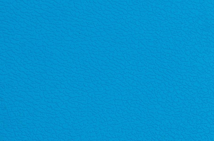PAVIGYM 7mm Endurance Rubber Tiles - Cyan