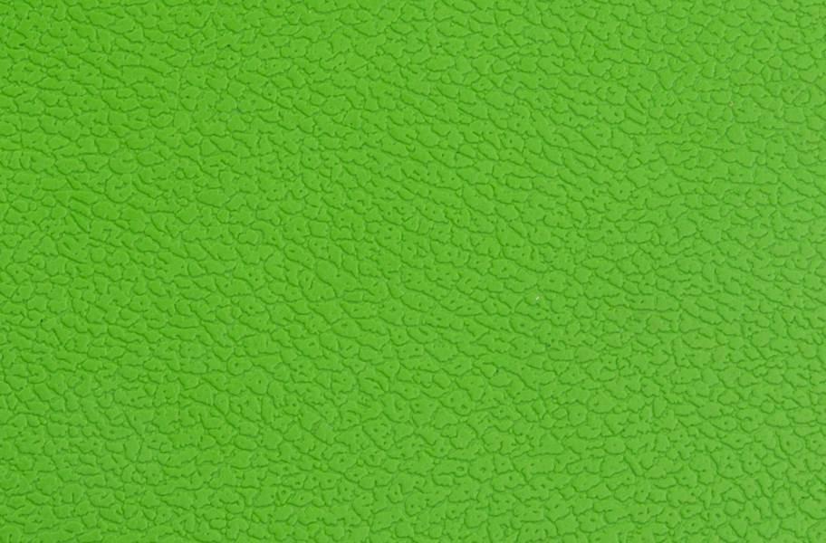 PAVIGYM 7mm Endurance Rubber Tiles - Lime