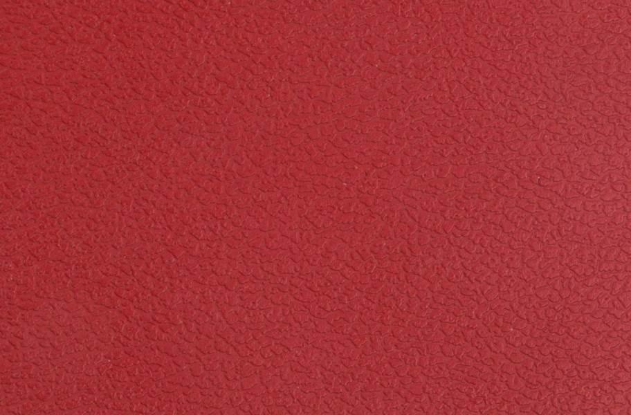 PAVIGYM 7mm Endurance Rubber Tiles - Red