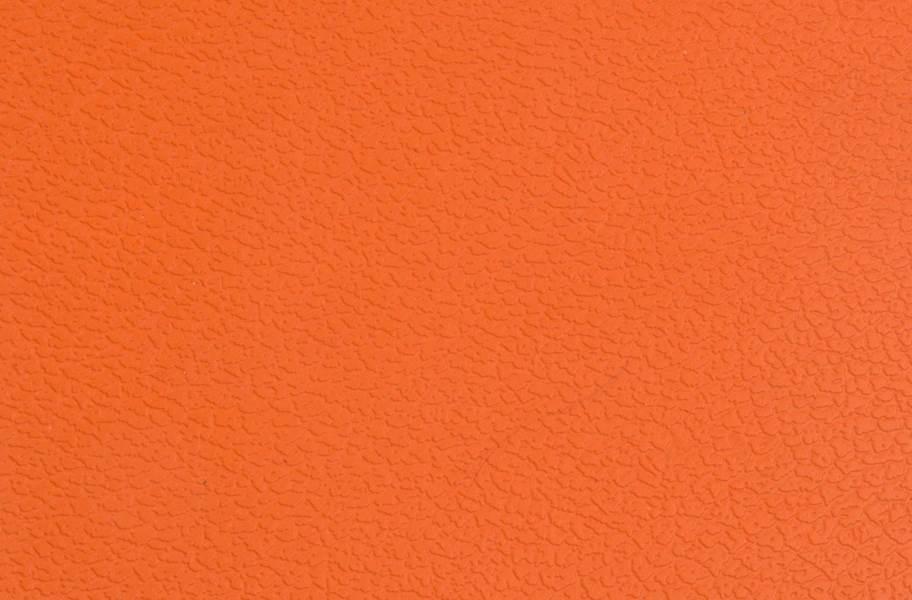 PAVIGYM 7mm Endurance Rubber Tiles - Orange