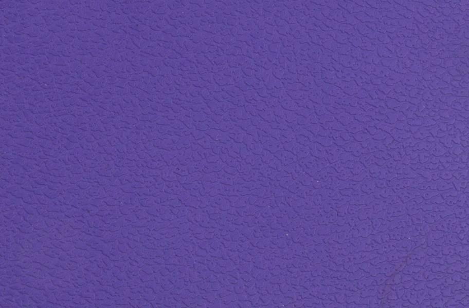PAVIGYM 7mm Endurance Rubber Tiles - Purple
