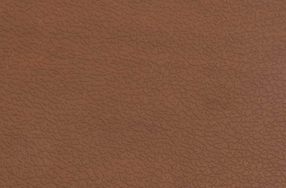 PAVIGYM 7mm Endurance Rubber Tiles - Walnut