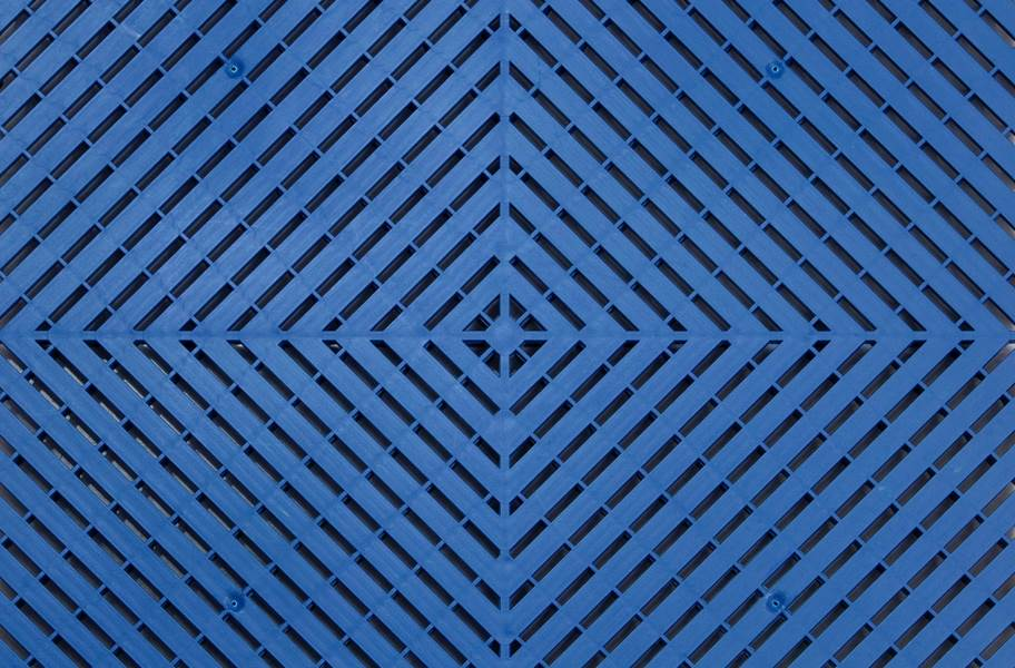 Vented Ecotrax Tiles - Blue
