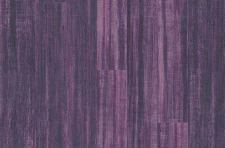 Shaw Color Washed Rigid Core Planks - Gentle Grape