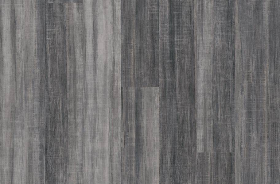 Shaw Color Washed Rigid Core Vinyl Planks - Lazy Gray