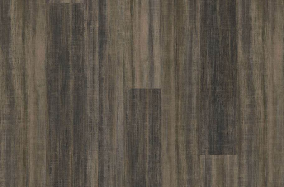 Shaw Color Washed Rigid Core Vinyl Planks - Nightowl